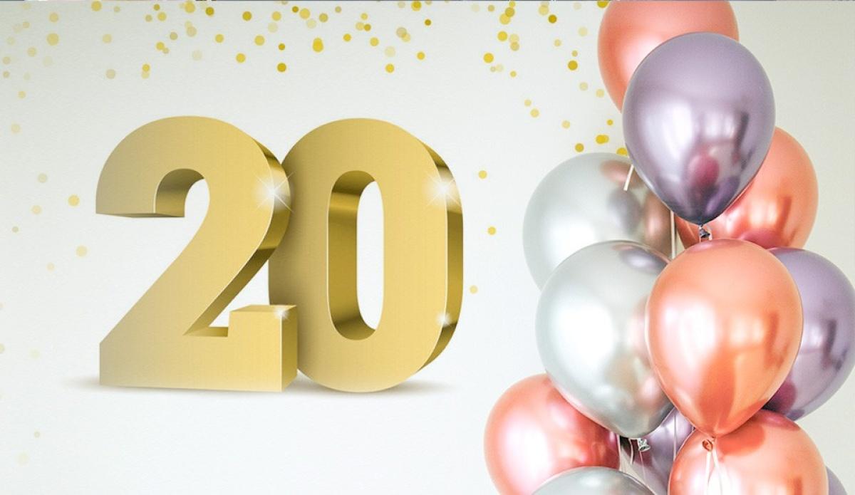 SARO bestaat 20 jaar!!!!
